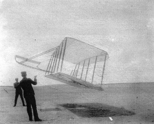 1901 Glider Kited
