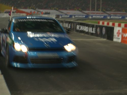 Diego Rodriguez & Andy Priaulx, Race of Champions 2009
