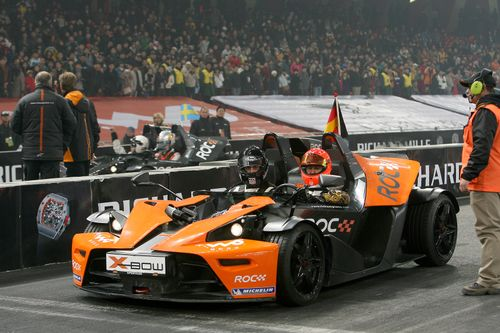 Diego Rodriguez & Michael Schumacher, Race of Champions 2009