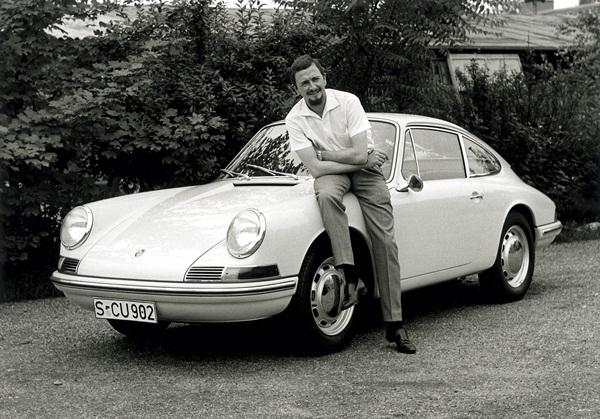 Porsche-Type-901-911-with-Ferdinand-Alexander-Porsche-1963-600