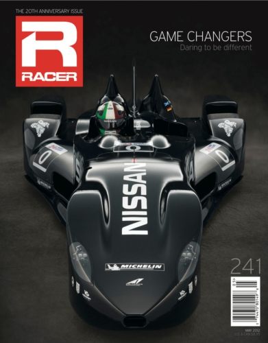 RACER 3.0 Delta Wing May 2012 cover metacool