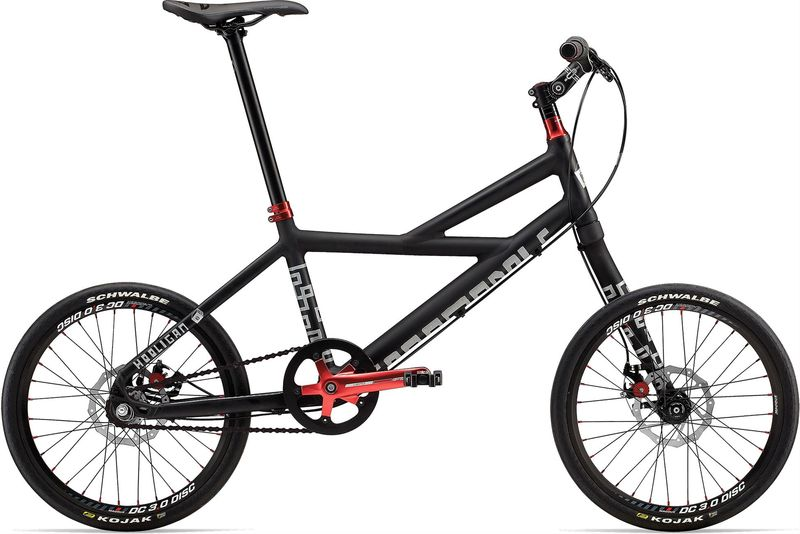 Cannondale Hooligan metacool
