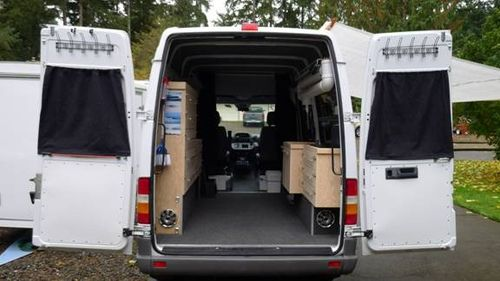 Metacool Why This Sprinter Van Conversion Shows Us What Good