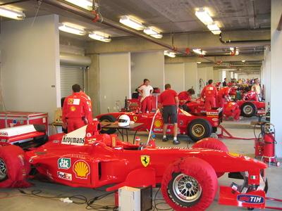 Ferrarigaragemetacool
