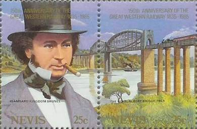 Nevis_25c_isambard_kingdom_brunel_the_ro